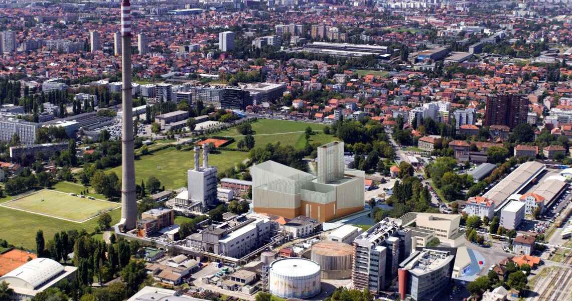 EL-TO Zagreb Cogeneration Plant design development started
