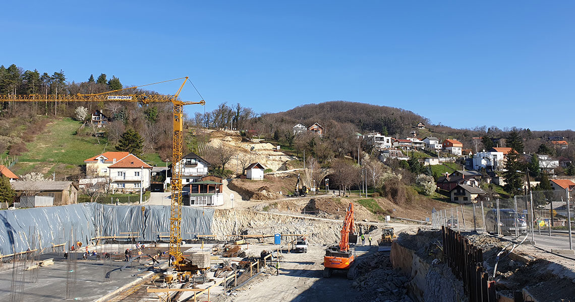 Sljeme Cable Car construction project launched